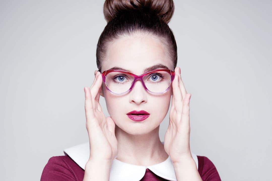 Brille von Frost bei der Brillenfabrik