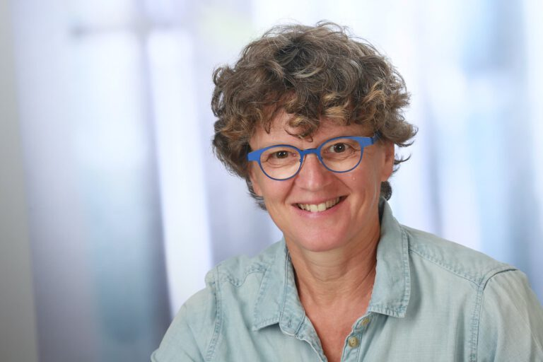 Gerlinde Ebner, Augenoptik-Meisterin