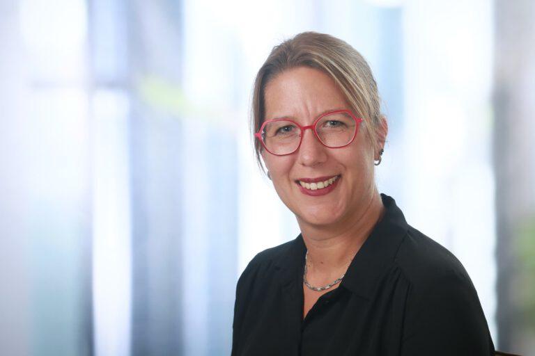 Nicole Kuske, Augenoptikerin