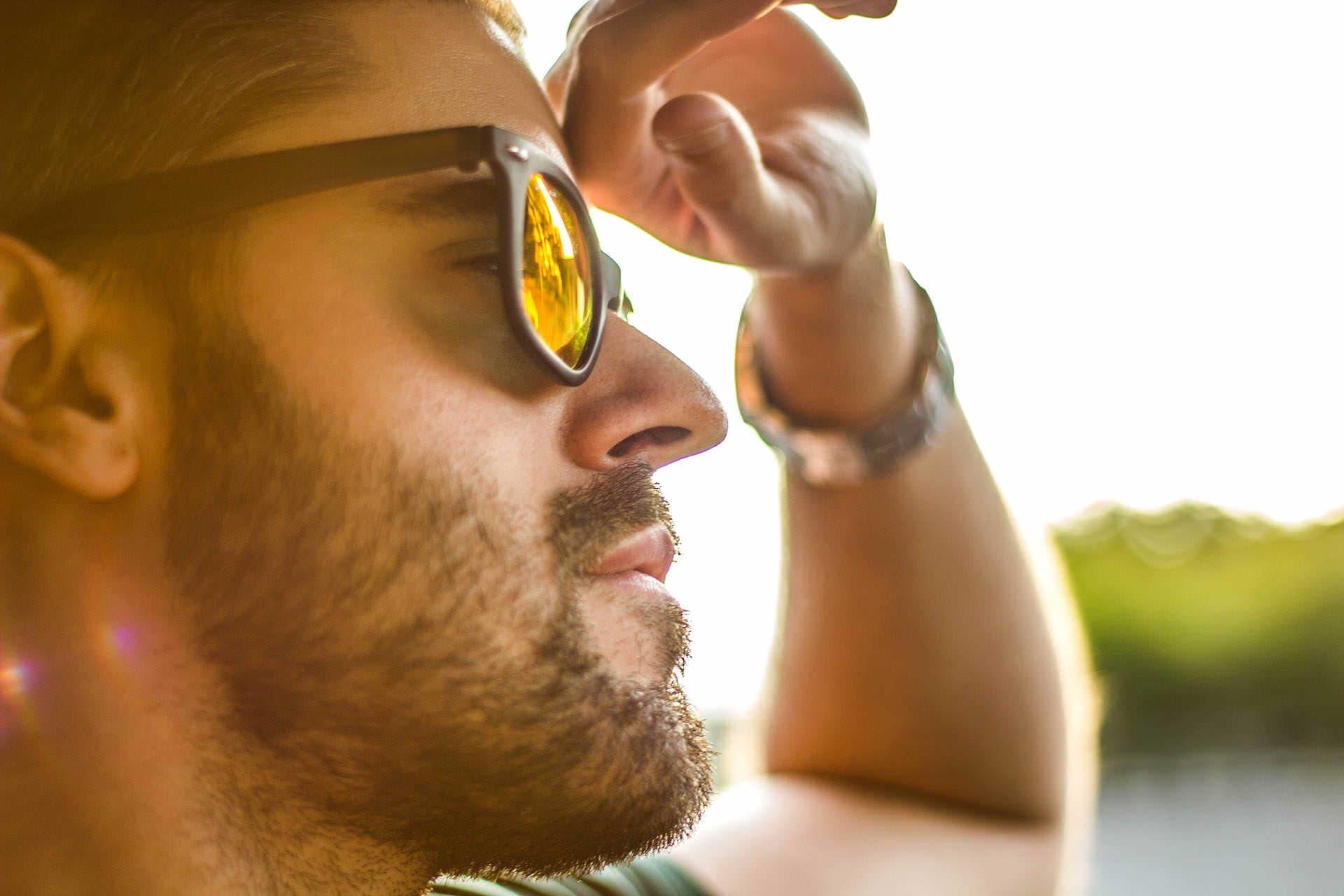 Sonnenbrille für Männer mit und ohne Seh-Stärke in Freiburg, München, Sulzburg, Teningen, Essingen, Waldkirch und Pfaffenweiler